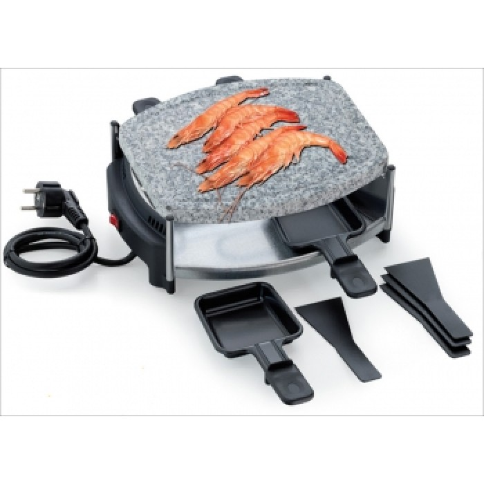 Kepimo-raclette plokštė Samedan
