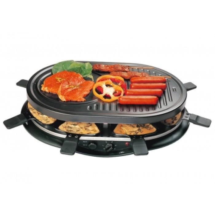Kepimo-raclette plokštė Swiss